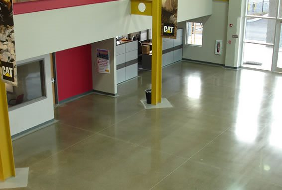 Polish, Business Polished Concrete Total Polish Solutions Knoxville, TN