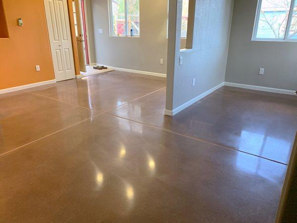 Polished Concrete, Concrete, Polished Concrete Floor Polished Concrete Professional Polishing & Resurfacing LLC Thornton, CO