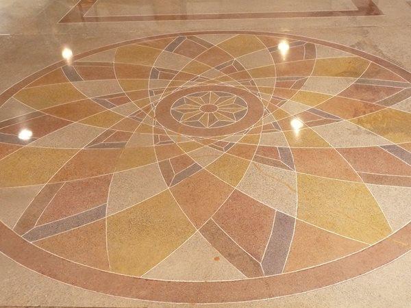 Polished Concrete, Dye Design Polished Concrete Decorative Concrete Institute Temple, GA