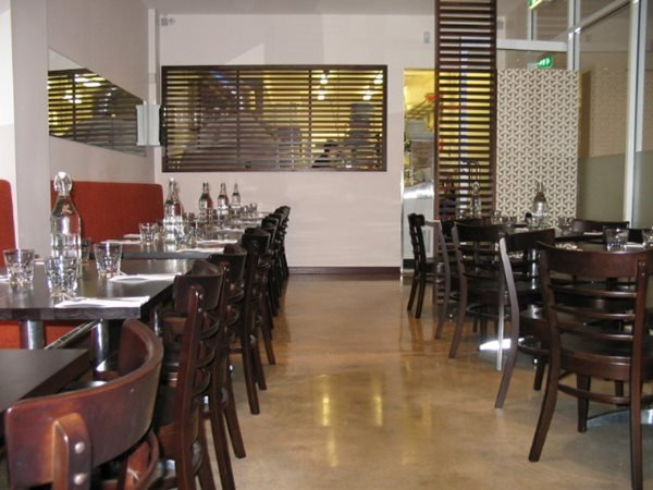 Polished Concrete Restaurant, Restaurant Concrete Floor, Polished Floor In Restaurant Polished Concrete Concrete Stone Industries Victoria, Australia