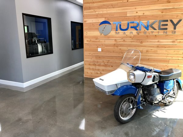 Polished Floors, Office Floors Polished Concrete KB Concrete Staining Norco, CA