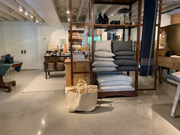Retail, Pillows, Polished Polished Concrete Econcrete Polishing Red Hook, NY