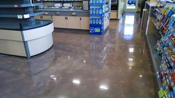 Store Flooring, Polished Concrete Polished Concrete Concrete FX Boston, MA