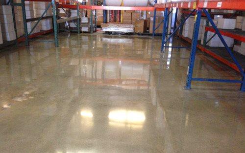 Warehouse, Polished Polished Concrete Los Angeles Concrete Polishing Torrance, CA