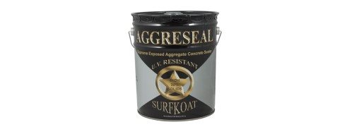 Aggreseal, Exposed Aggregate Sealer Site Surface Koatings, Inc. Portland, TN