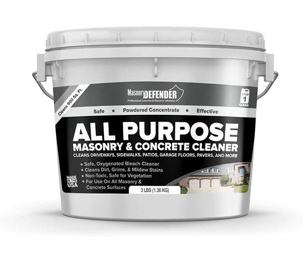 All-Purpose Masonry & Concrete Cleaner Site ConcreteNetwork.com