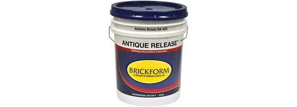 Antique Release, Powder Release Site Brickform Rialto, CA