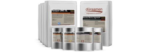 Cement Flooring, Urethane Coating Site Duraamen Engineered Products Cranbury, NJ