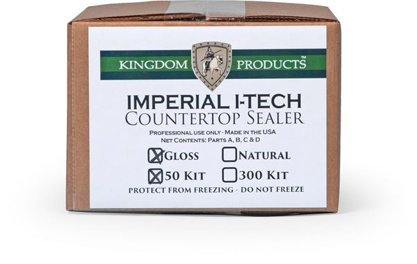 Concrete Countertop Sealer Site Kingdom Products Throop, PA