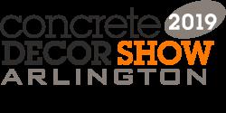 Concrete Decor Show, Arlington Site Concrete Decor Show