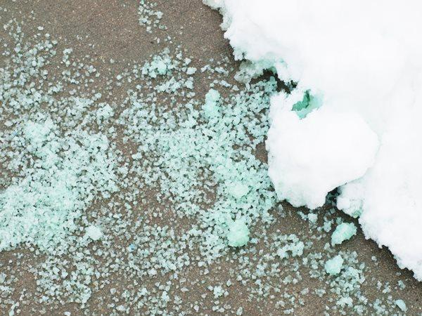 Concrete Safe Ice Melt Site Shutterstock