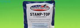 Concrete Solutions Stamp-Top Site ConcreteNetwork.com