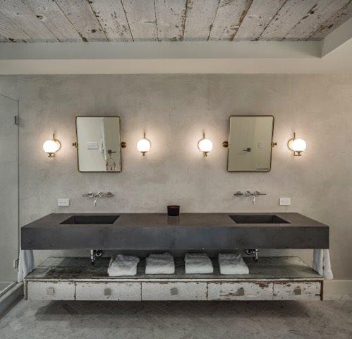 Counters, Bathroom Site Concrete Central Deer Park, NY