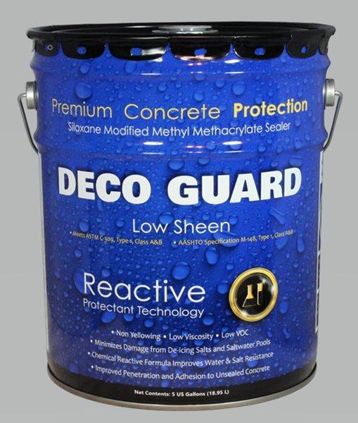 Deco Guard Site Surface Koatings, Inc. Portland, TN