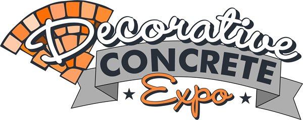Decorative Concrete Expo, Logo Site Deco-Crete Supply Orrville, OH