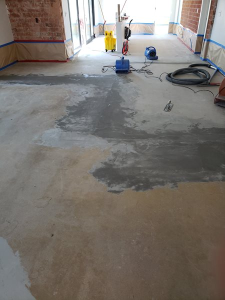 During Prep, House, Remodel, Icoat, One Day Stain Site iCoat Phoenix, AZ
