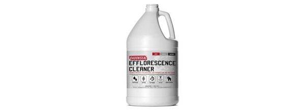 Efflorescence Cleaner Site RadonSeal Concrete Care Shelton, CT