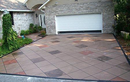 Entrance, Driveway Site Floortastic by Jeffrey Phoenix, AZ