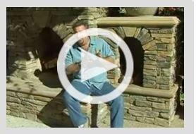 Fireplace Video  Site ConcreteNetwork.com