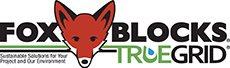 Fox Blocks Logo Site Fox Blocks Omaha, NE