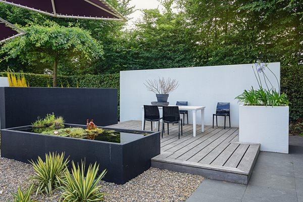 Gravel, Deck, Patio Site Shutterstock