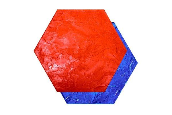 Hexagon Slate Site Proline Concrete Tools Oceanside, CA