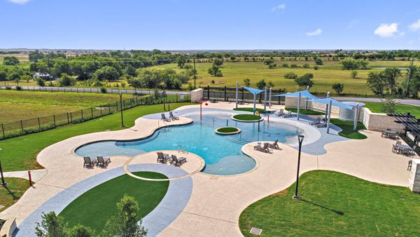 Large Community Pool Deck Site Sundek Products USA, Inc. Arlington, TX