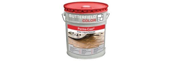 Liquid Release, Stamped Concrete Site Butterfield Color® Aurora, IL