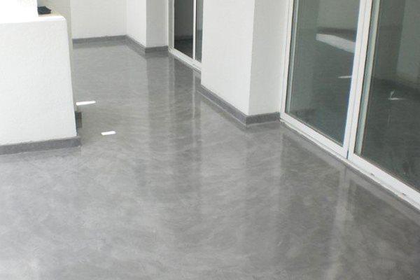 Microcement Floor Site CimentArt Cibolo, TX