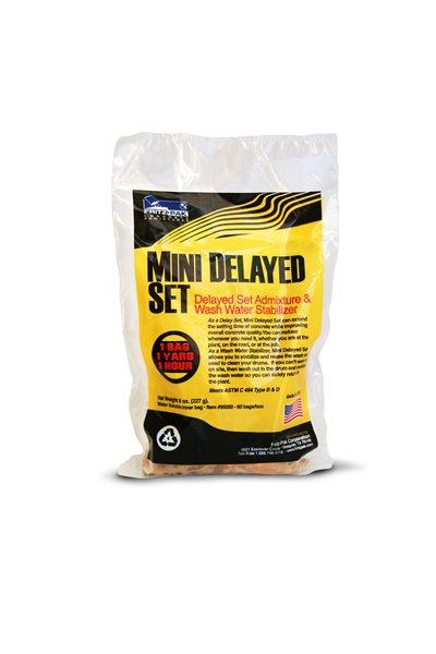 Mini Delayed Set, Admixture Site Fritz-Pak Mesquite, TX