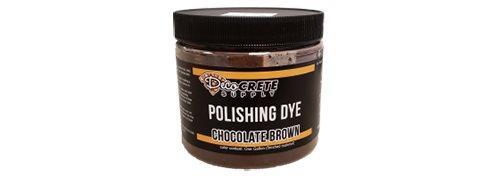 Polishing Dye Site ConcreteNetwork.com