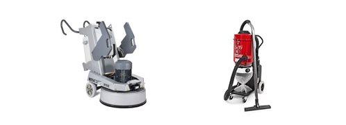 Polishing Equipment & Supplies Site ConcreteNetwork.com