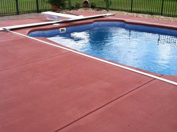 Pool Deck Paint Site Eagle Sealer Nashville, TN