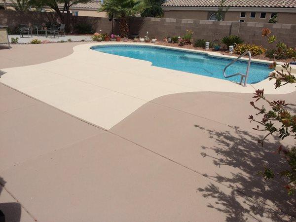 Pool Decks Site Vegas Hardscape Las Vegas, NV