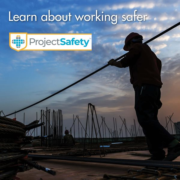 Project Safety Site LATICRETE® / SPARTACOTE™ Bethany, CT