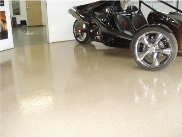 Quartz Floor, Slip Resistant Site Concrete Solutions San Diego, CA