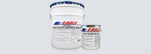 Solid Color Concrete Sealer Site ConcreteNetwork.com