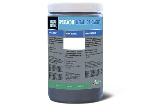 Spartacote Metallic Pigment Site ConcreteNetwork.com