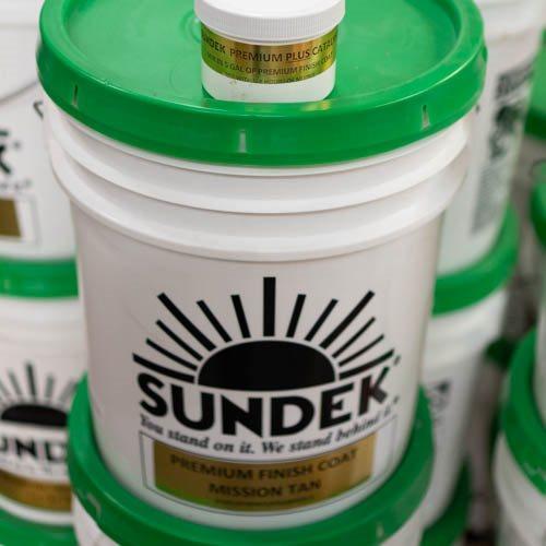 Sundek Finish Systems Site Sundek Products USA, Inc. Arlington, TX