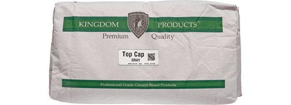 Top Cap, Concrete Resurfacer Site Kingdom Products Throop, PA