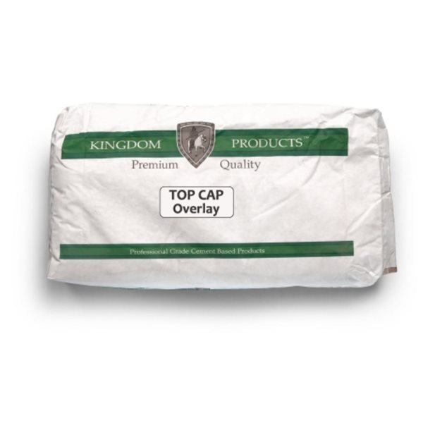 Top Cap, Overlay Site Kingdom Products Throop, PA