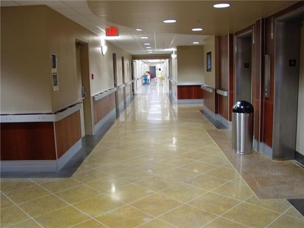 Stained Concrete Innovative Concrete Systems Benton, AR