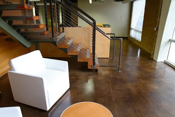 Stained Concrete Westcoat San Diego, CA