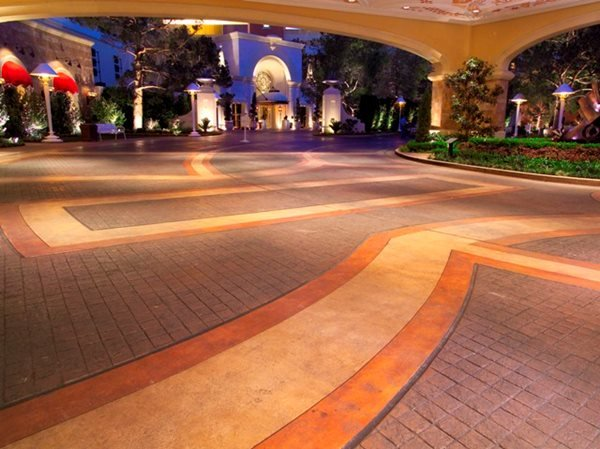 Stamped Concrete ArCon Flooring Las Vegas, NV