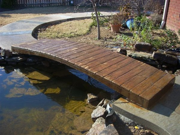 Stamped Concrete Baltz and Sons Concrete Services Somerville, TN