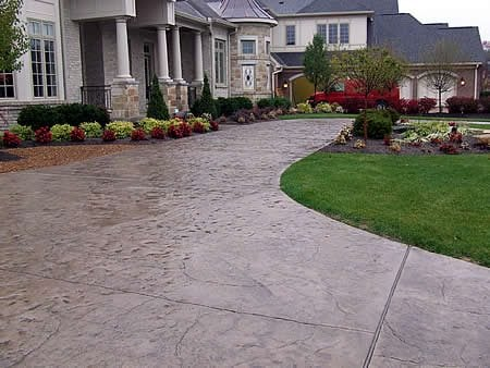 Stamped Concrete Concrete by Design Montgomery, NY
