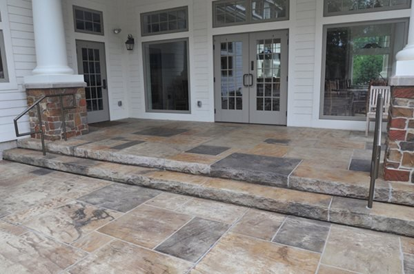 Stamped Concrete Intricate Concrete Construction Hawthorne, NY