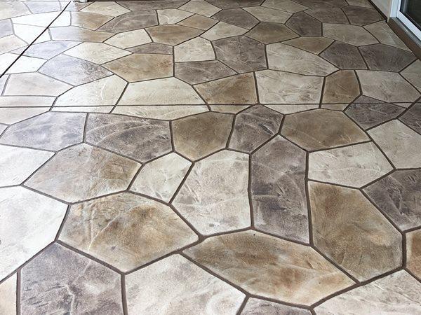 Stamped Concrete, Concrete, Decorative Concrete  Stamped Concrete Concrete Expressions LLC Reddick, FL