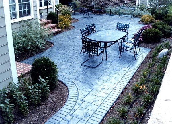 Stamped Concrete, Slate Stamped Concrete AMCON, LLC Gaithersburg, MD