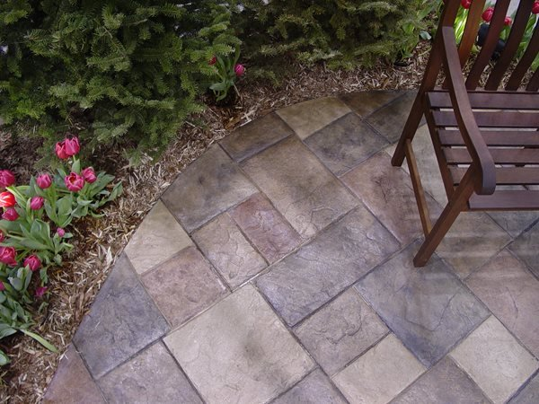 Stamped Concrete Stockness Construction Inc Hugo, MN